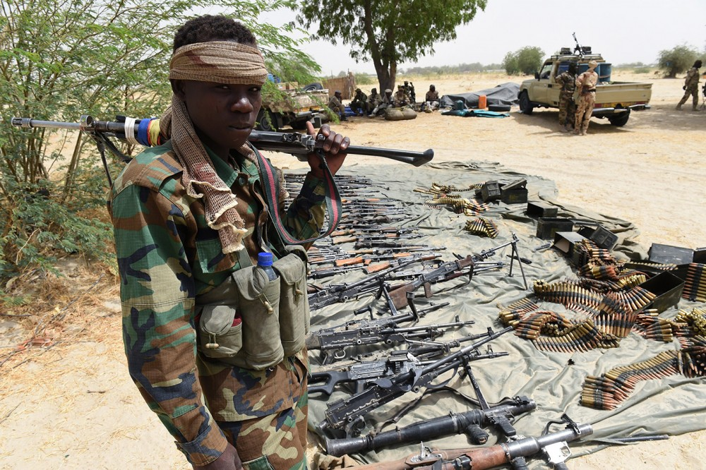 NIGERIA-CHAD-NIGER-UNREST-FIGHTS