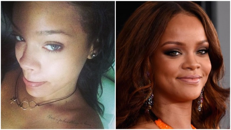 Celebrities Caught Unrecognizable Without Makeup