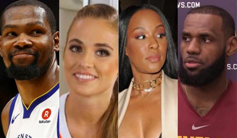 The Most Beautiful Wives Gfs Of The Nba Players