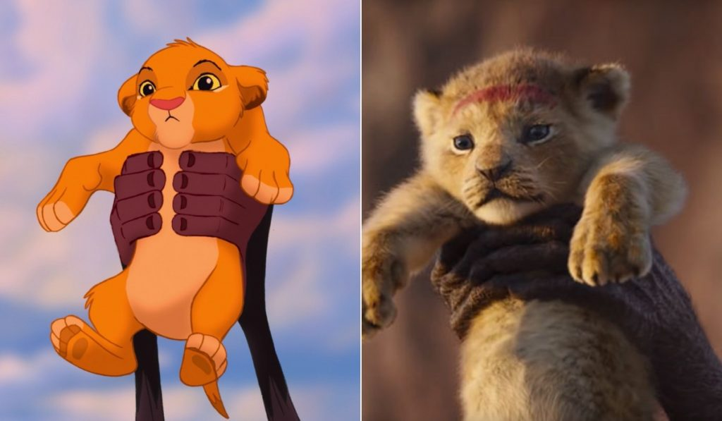 The Cast Of The Lion King Remake Compared To The Original